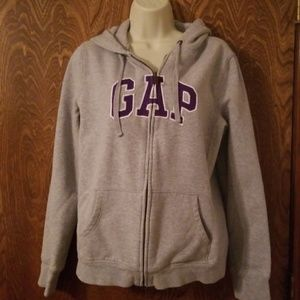 GAP Jackets & Coats - GAP hooded jacket